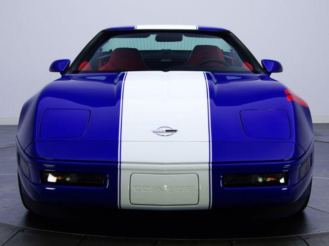 1996 Corvette Grand Sport Coupe C-4 supercar supercars muscle m wallpaper