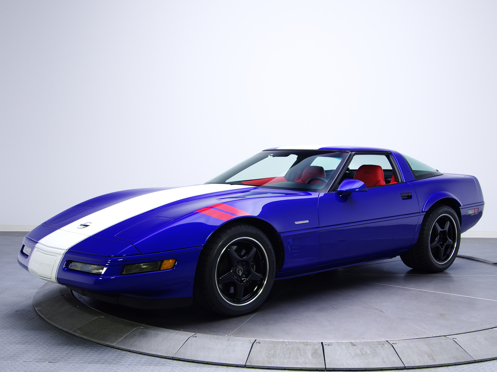 Corvette Grand Sport Iphone Wallpaper: 1996 Corvette Grand Sport Coupe C-4 Supercar Supercars