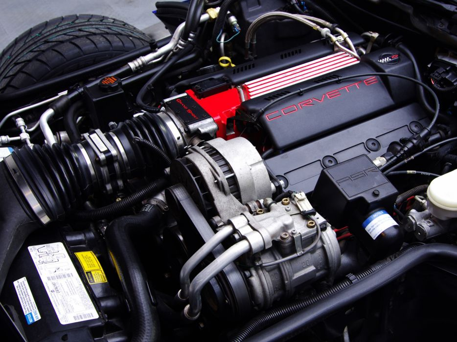 1996 Corvette Grand Sport Coupe C-4 supercar supercars muscle engine engines           j wallpaper