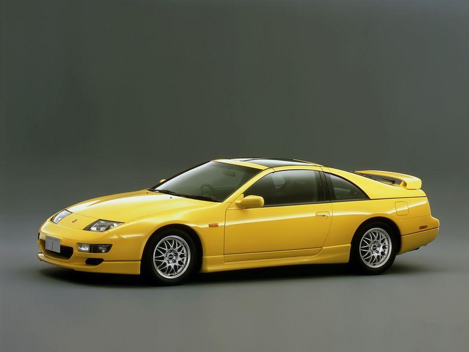 1998 Nissan Fairlady Z-Version R Twin Turbo 2by2 GCZ32 wallpaper