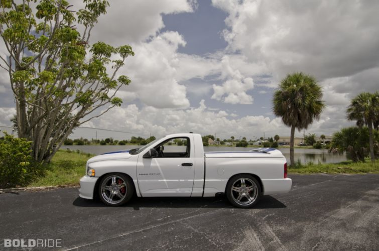 2005 Dodge Ram SRT-10 V10 viper muscle hot rod rods supertruck truck pickup f wallpaper