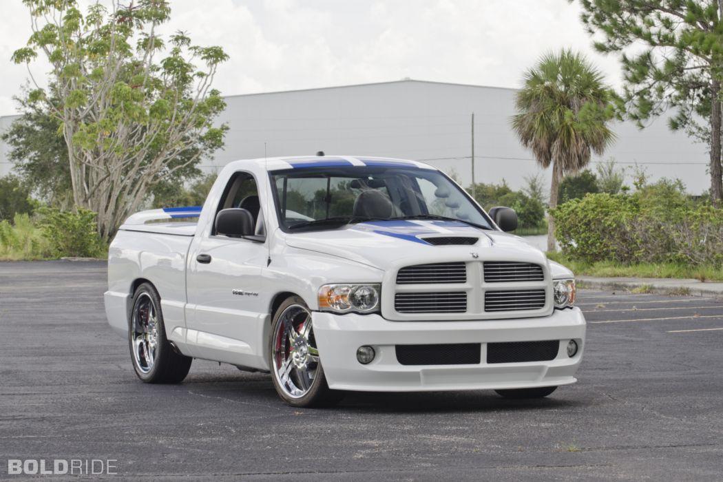2005 Dodge Ram Srt 10 V10 Viper Muscle Hot Rod Rods Supertruck Truck Pickup Wallpaper 2000x1333 115250 Wallpaperup