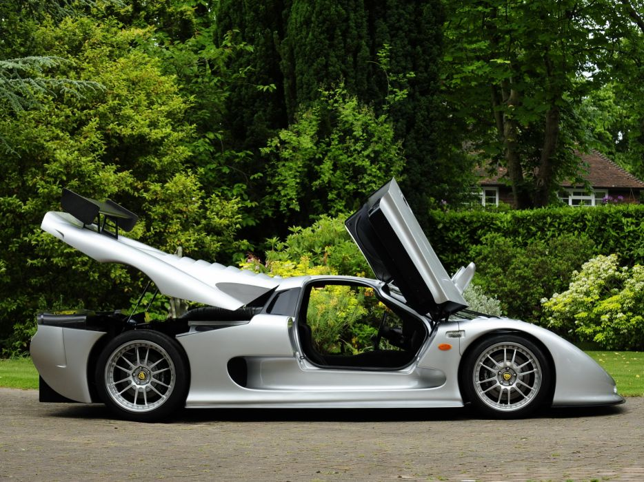 2005 Mosler MT900S supercar supercars interior            f wallpaper