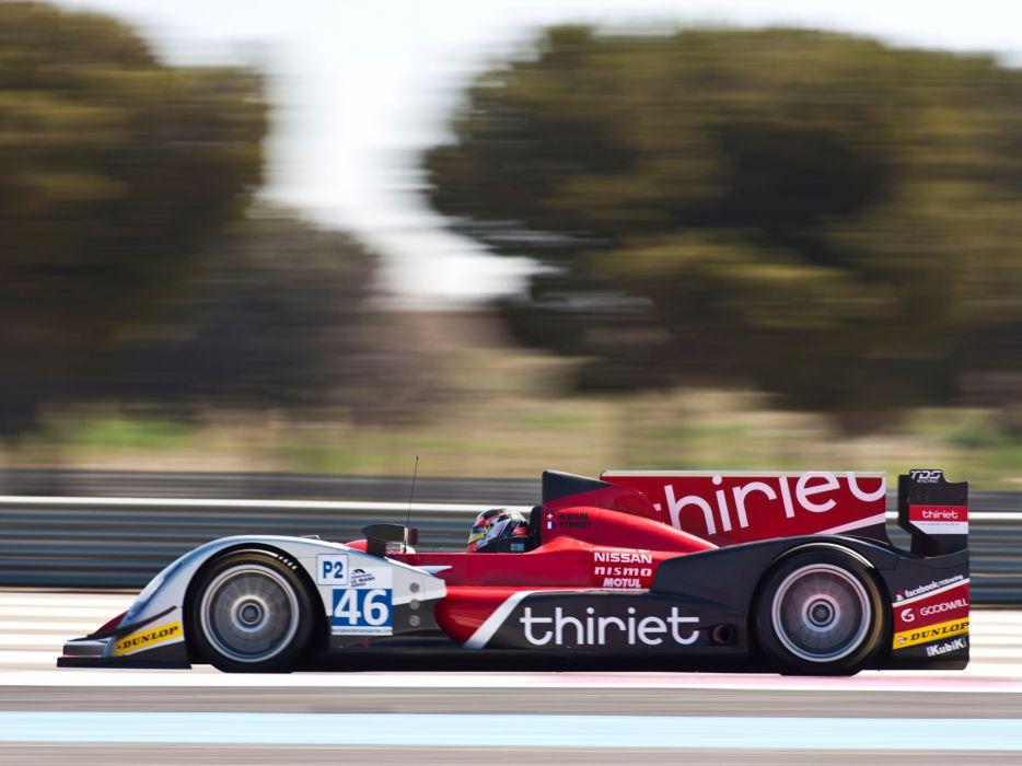2011 Oreca 03 Nissan race racing     f wallpaper