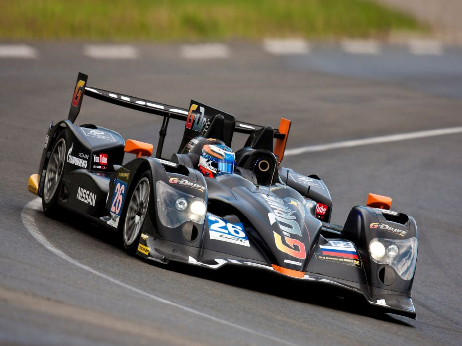 2011 Oreca 03 Nissan race racing wallpaper