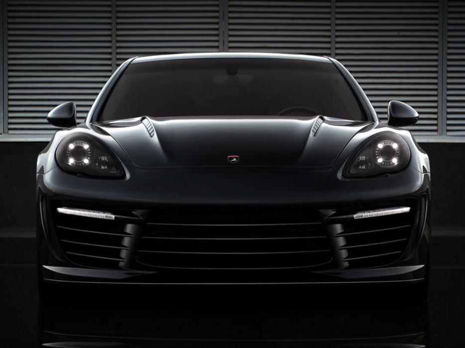 2011 Porsche Panamera Stingray GTR Limited Edition 970   g wallpaper