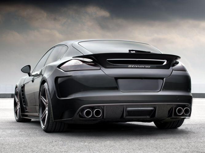 2011 Porsche Panamera Stingray GTR Limited Edition 970 h wallpaper
