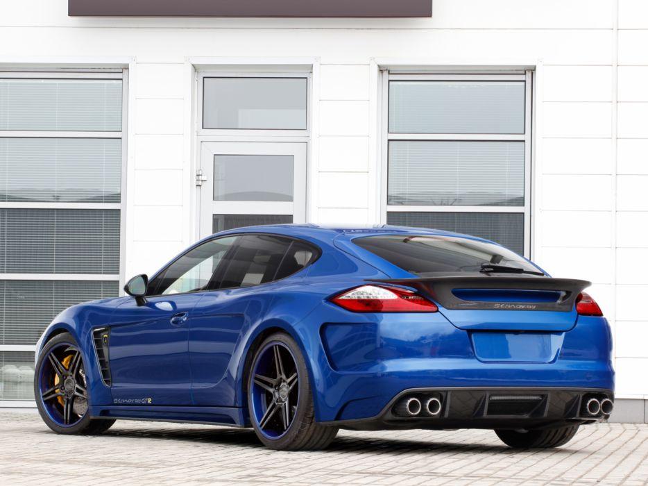 2011 Porsche Panamera Stingray GTR Limited Edition 970 wallpaper