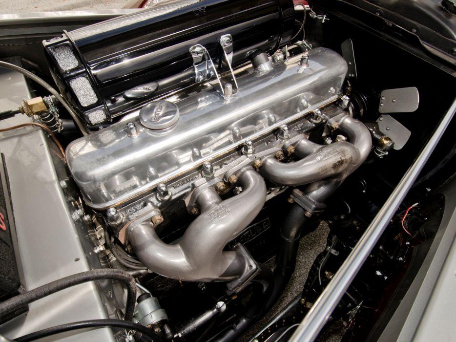 1948 Jaguar Mark-V Drophead Coupe luxury retro engine engines wallpaper