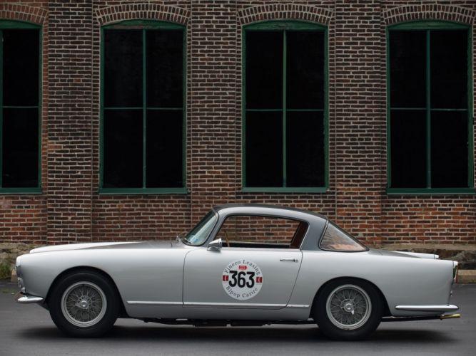 1957 Ferrari 250 G-T Ellena supercar supercars retro f wallpaper