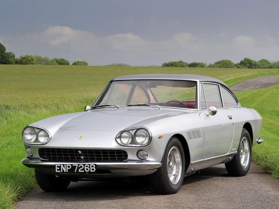 1963 Ferrari 330 G-T 2 +2 Series-I supercar supercars   g wallpaper