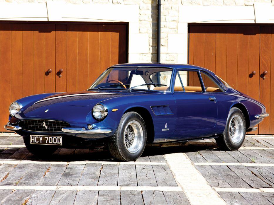 1964 Ferrari 500 Superfast Series-I UK-spec supercar supercars classic      g wallpaper