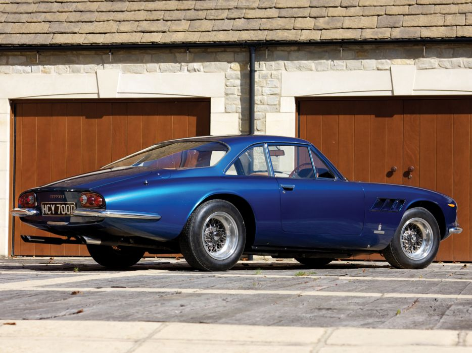 1964 Ferrari 500 Superfast Series-I UK-spec supercar supercars classic    g wallpaper