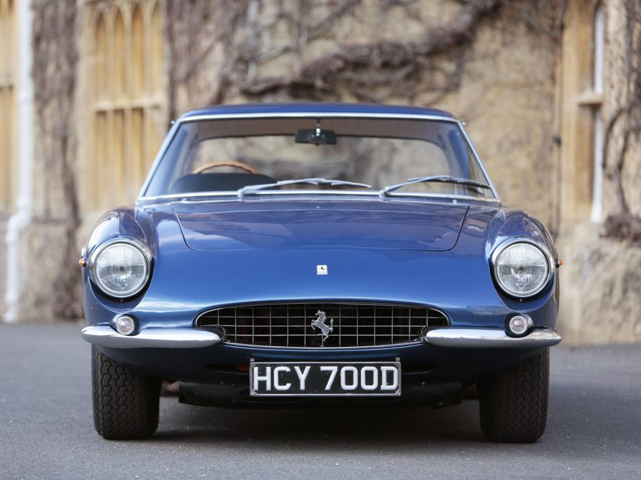 1964 Ferrari 500 Superfast Series-I UK-spec supercar supercars classic   h wallpaper