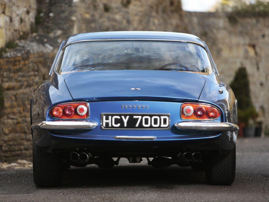 1964 Ferrari 500 Superfast Series I Uk Spec Supercar