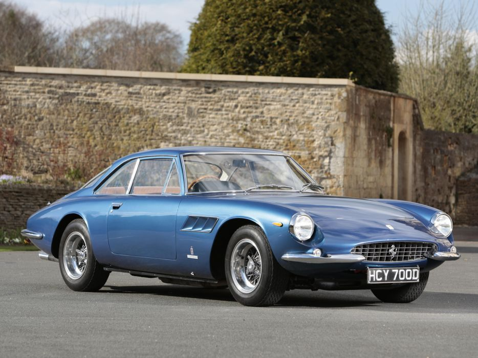 1964 Ferrari 500 Superfast Series-I UK-spec supercar supercars classic   gd wallpaper