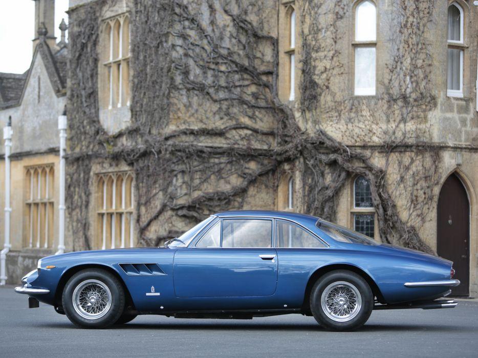 1964 Ferrari 500 Superfast Series-I UK-spec supercar supercars classic wallpaper
