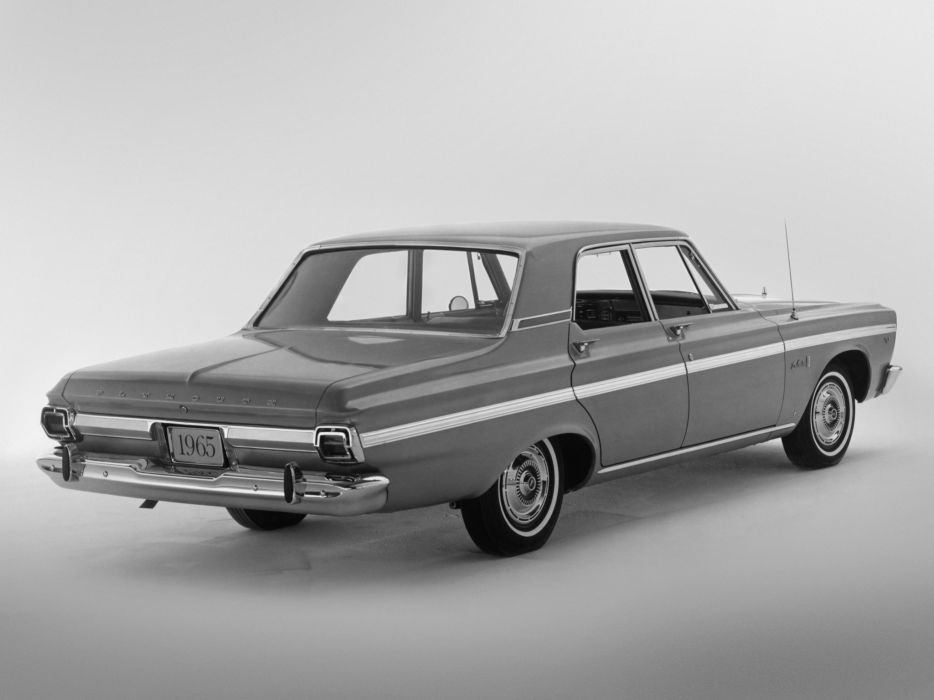 1965 Plymouth Belvedere II Sedan classic    f wallpaper