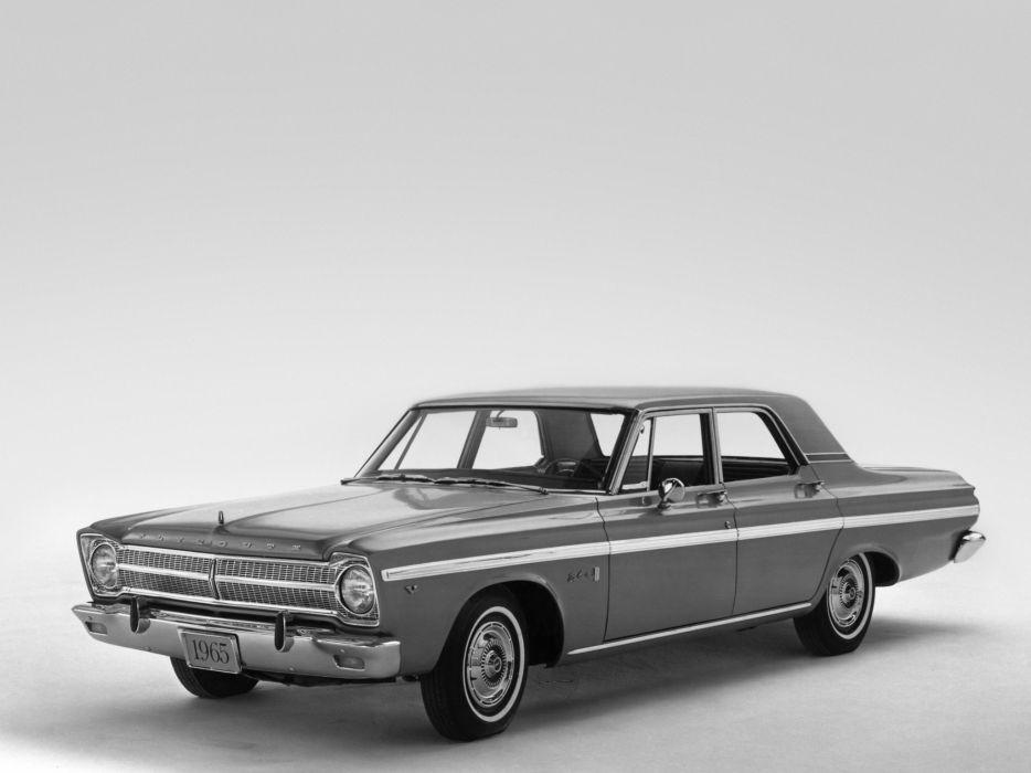 1965 Plymouth Belvedere II Sedan classic wallpaper