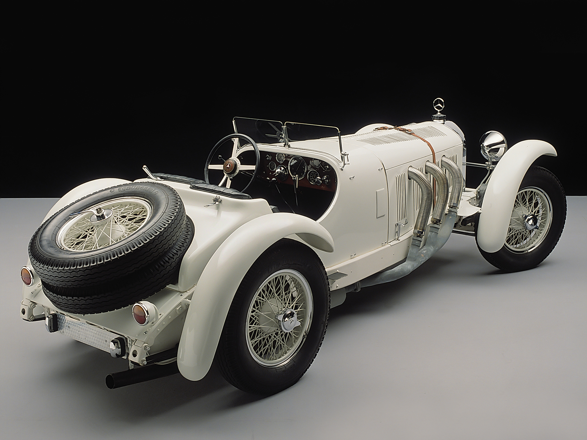 1928 mercedes benz 720 ssk race racing retro wheel wheels for Mercedes benz race car