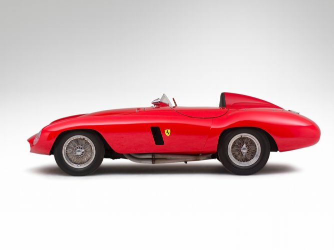 1954 Ferrari 750 Monza supercar supercars retro race racing g wallpaper