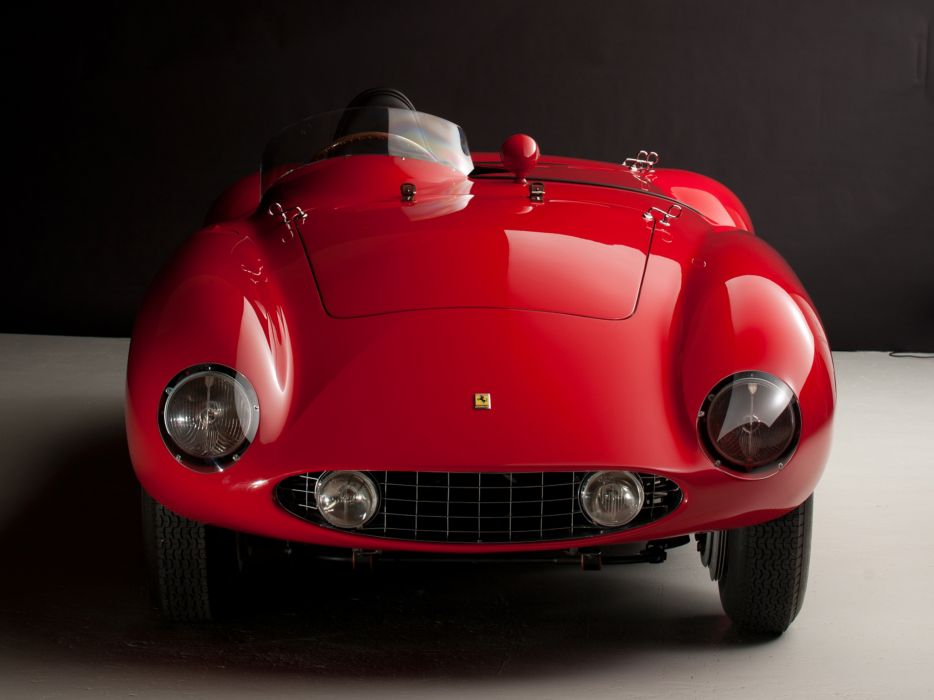 1954 Ferrari 750 Monza supercar supercars retro race racing dw wallpaper