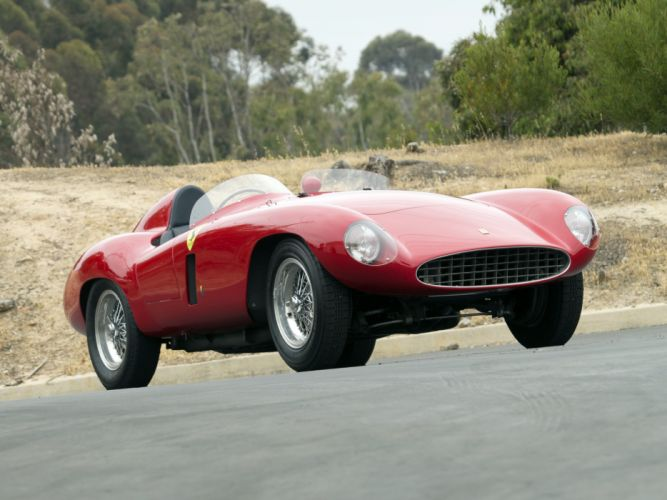 1954 Ferrari 750 Monza supercar supercars retro wallpaper