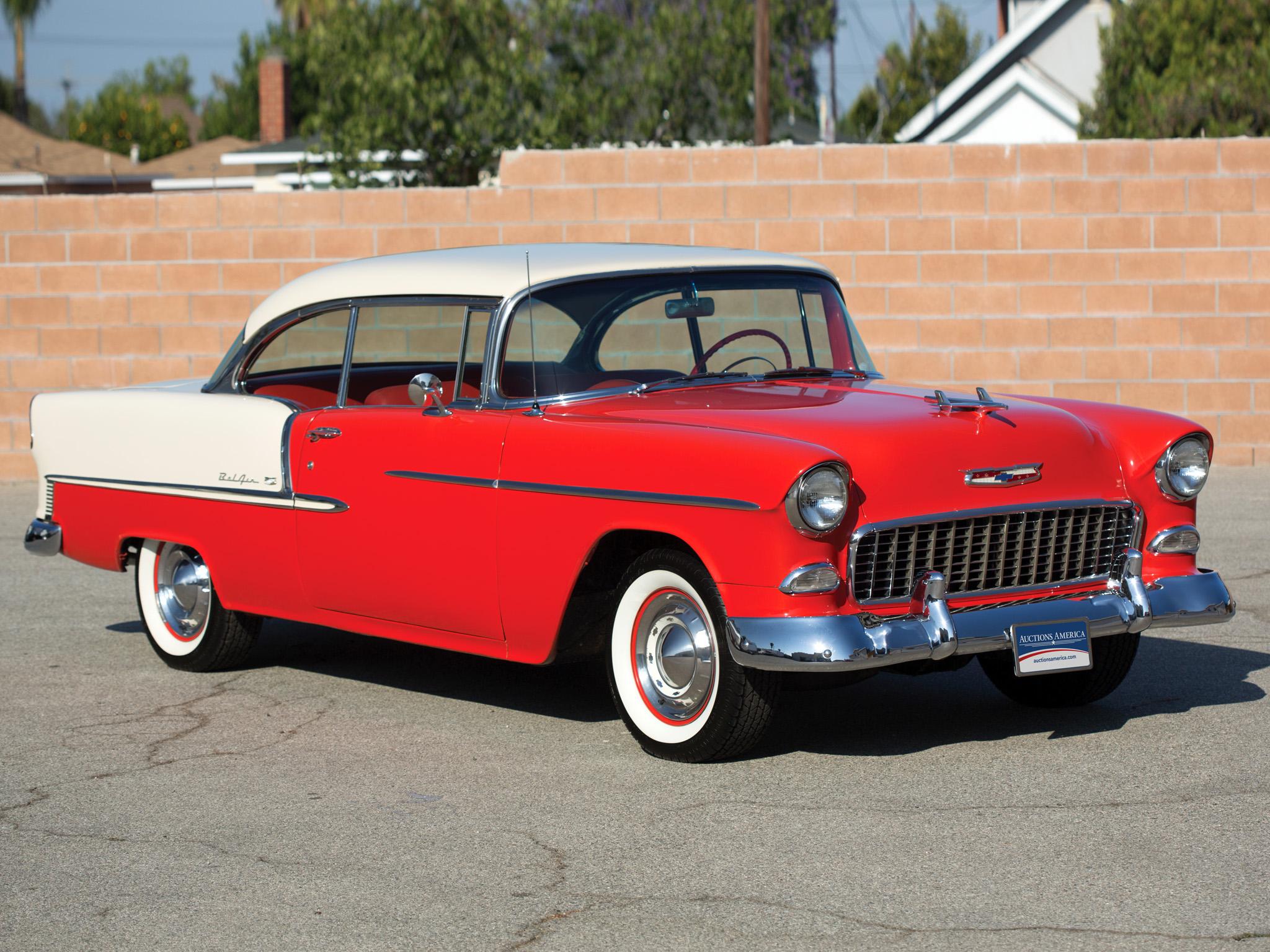 1955 chevrolet bel air sport coupe 2454 1037d retro g wallpaper 2048x1536 115620 wallpaperup - 1955 chevrolet belair sport coupe ...