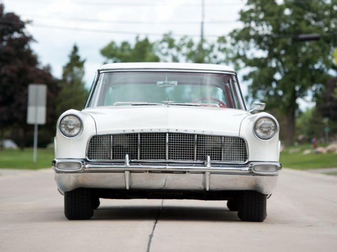 1956 Lincoln Continental Mark-II mark luxury retro wallpaper