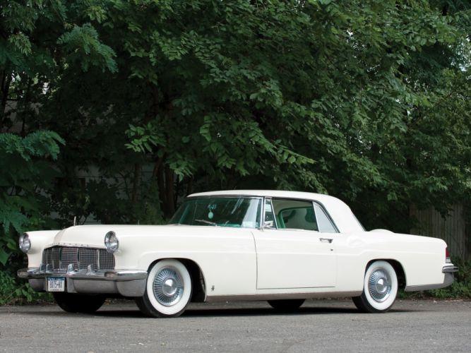 1956 Lincoln Continental Mark-II mark luxury retro h wallpaper