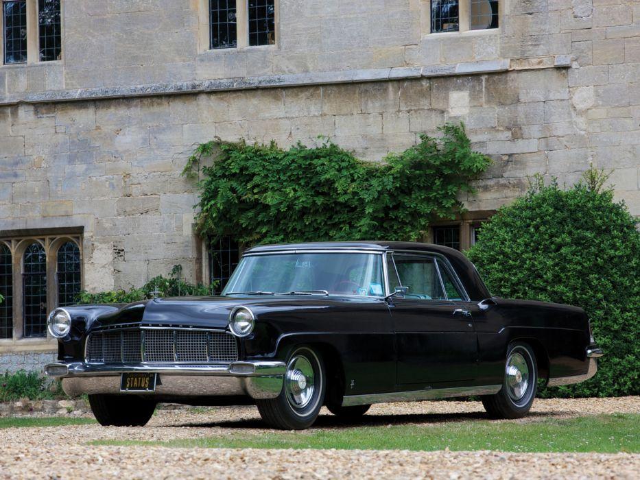 1956 Lincoln Continental Mark-II mark luxury retro   j wallpaper