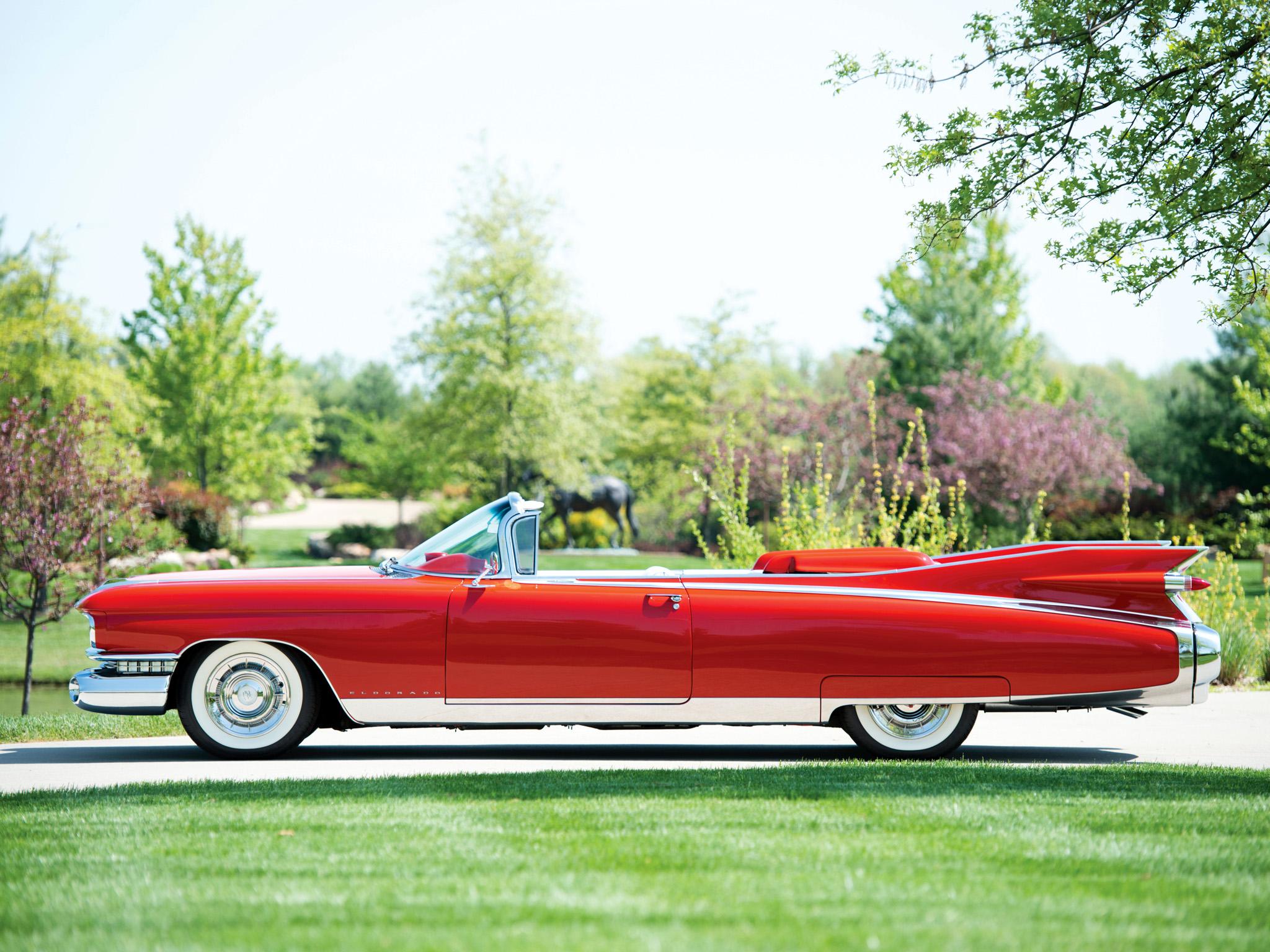 1959 Cadillac Eldorado Biarritz Luxury Classic Convertible