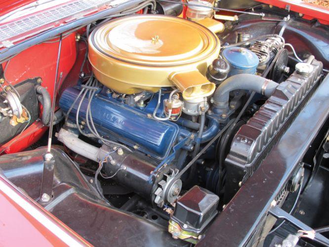 1959 Cadillac Eldorado Biarritz luxury classic convertible engine engines wallpaper