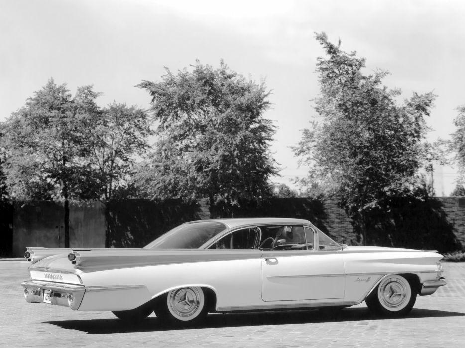 1959 Oldsmobile Super-88 Holiday SceniCoupe 3537 luxury retro wallpaper