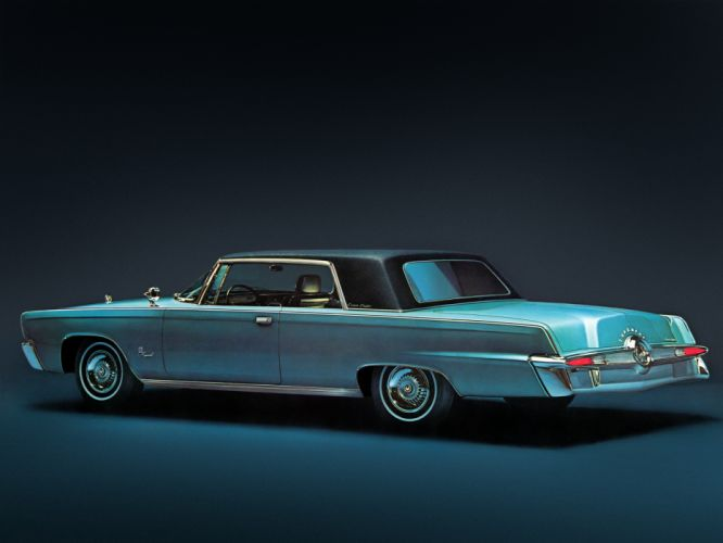 1964 Chrysler Imperial Grand Coupe luxury classic h wallpaper