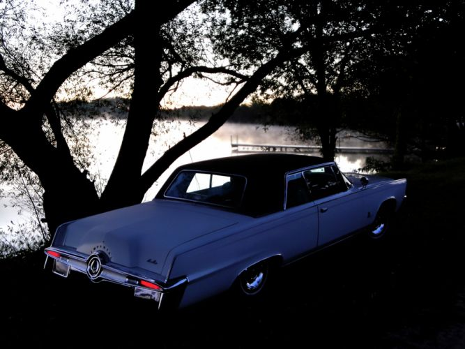 1964 Chrysler Imperial Grand Coupe luxury classic wallpaper