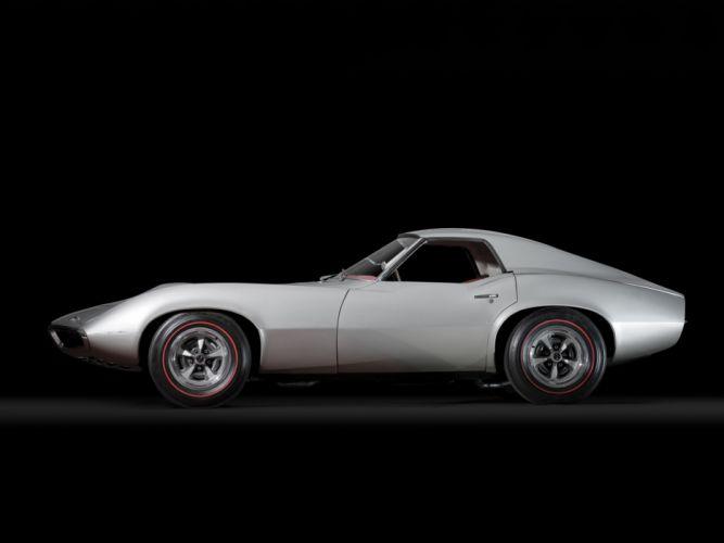 1964 Pontiac Banshee Concept supercar supercars muscle classic f wallpaper