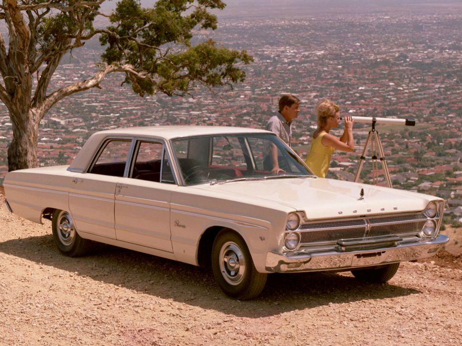 1965 Dodge Phoenix Sedan AP2D classic poster posters wallpaper