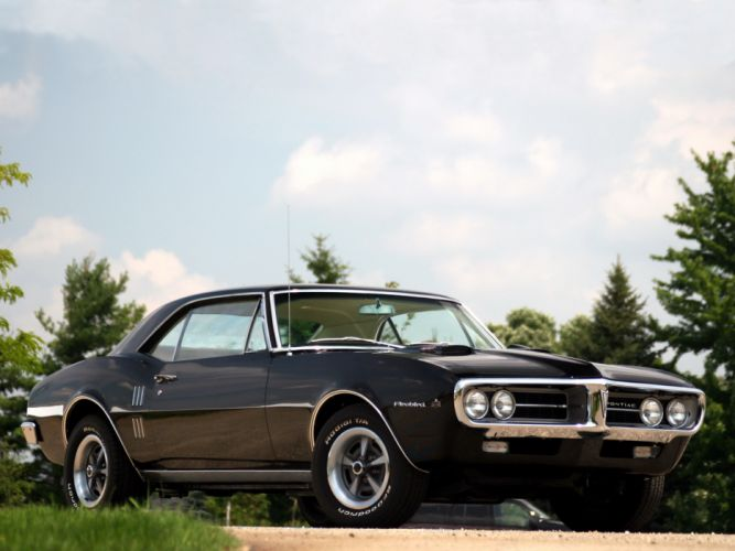 1967 Pontiac Firebird 400 22337 muscle classic wallpaper