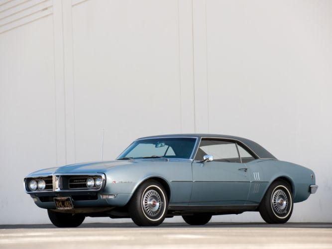 1968 Pontiac Firebird 350 2337 muscle classic g wallpaper