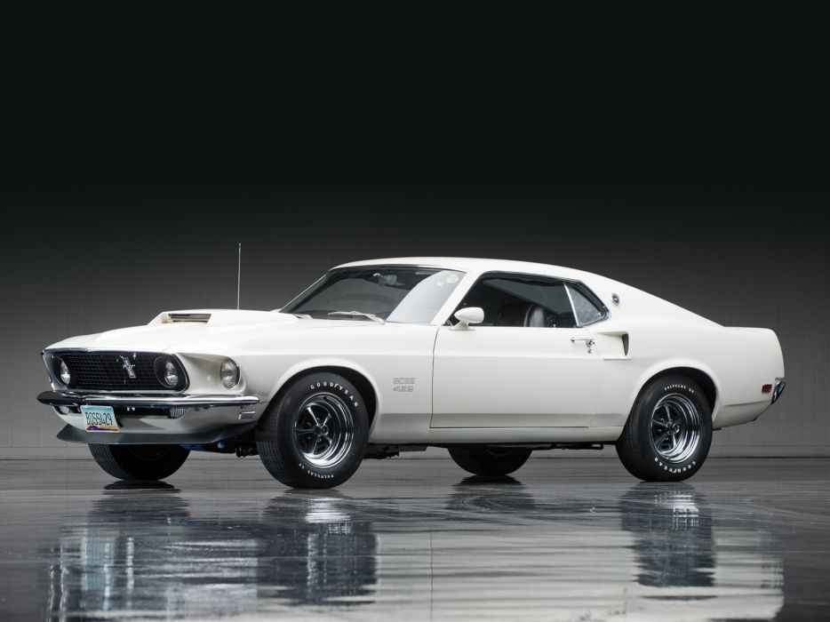 1969 Mustang Boss 429 ford muscle classic     gb wallpaper