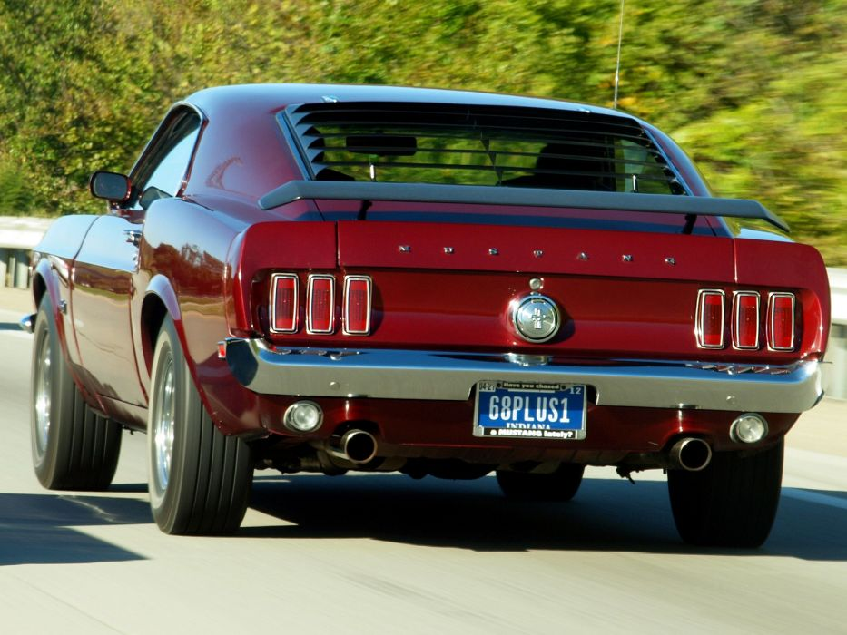 1969 Mustang Boss 429 ford muscle classic     gs wallpaper