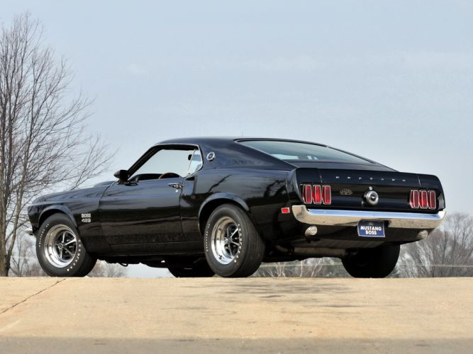 1969 Mustang Boss 429 ford muscle classic wallpaper