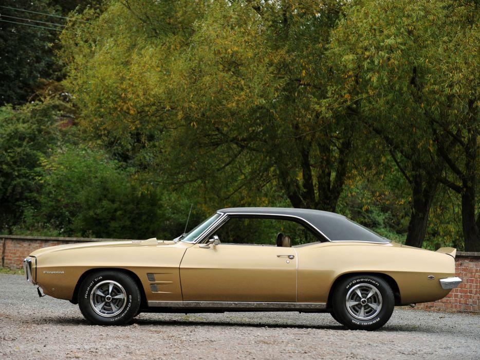 1969 Pontiac Firebird 2337 muscle classic   f wallpaper