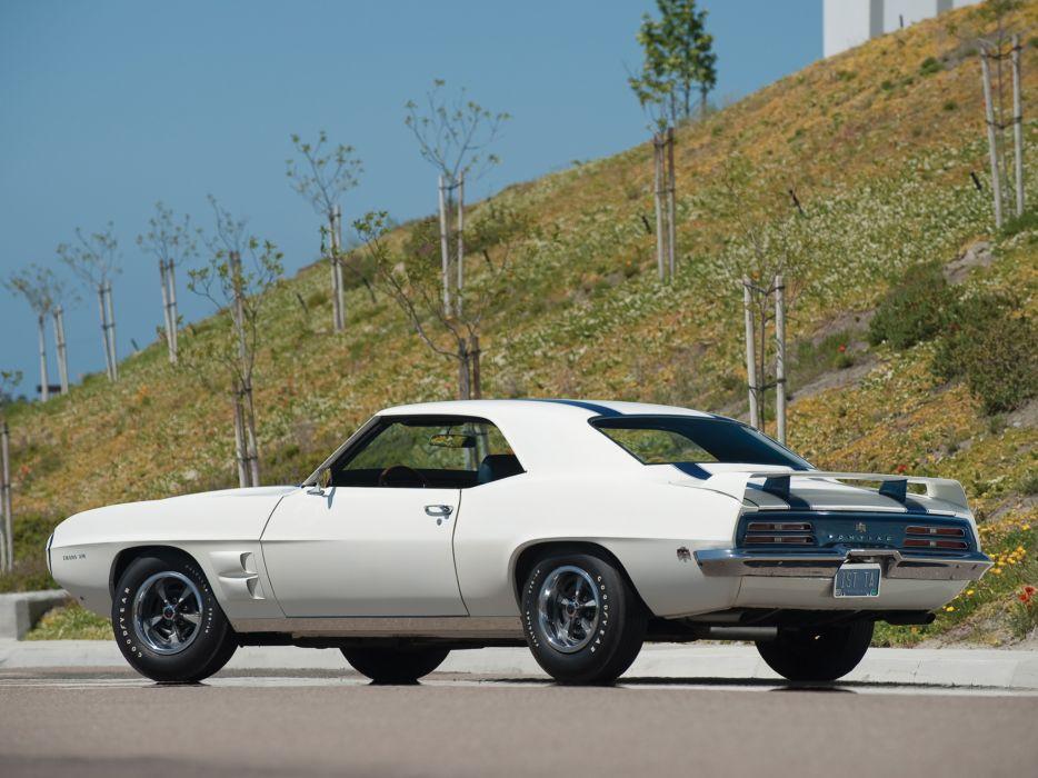 1969 Pontiac Firebird Trans-Am Coupe muscle classic    fs wallpaper