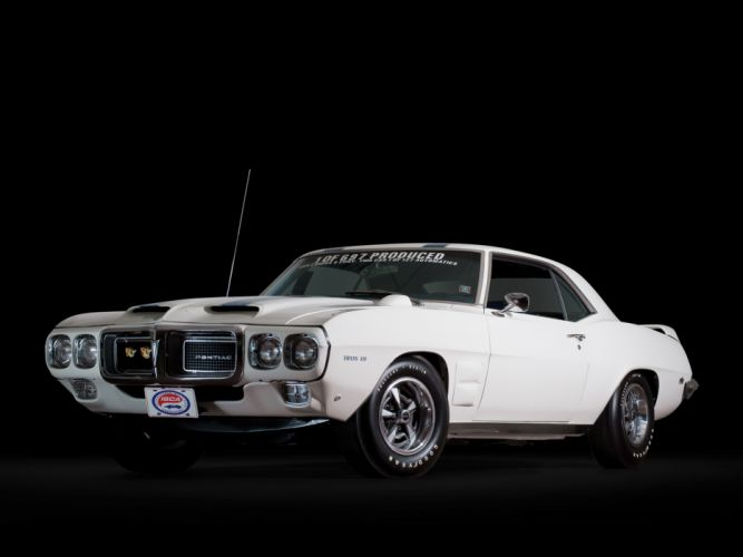 1969 Pontiac Firebird Trans-Am Coupe muscle classic g wallpaper