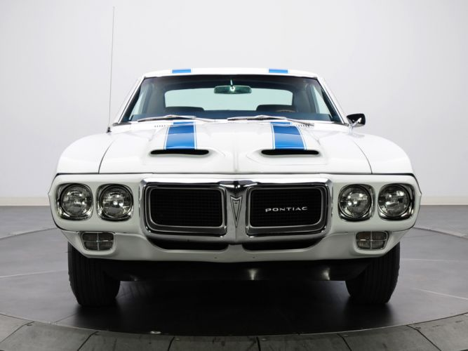 1969 Pontiac Firebird Trans-Am Coupe muscle classic f wallpaper