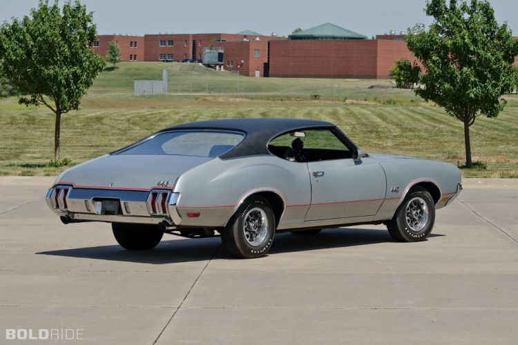 1970 Oldsmobile 442 muscle classic f wallpaper