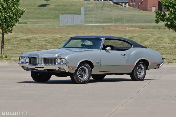 1970 Oldsmobile 442 muscle classic d wallpaper
