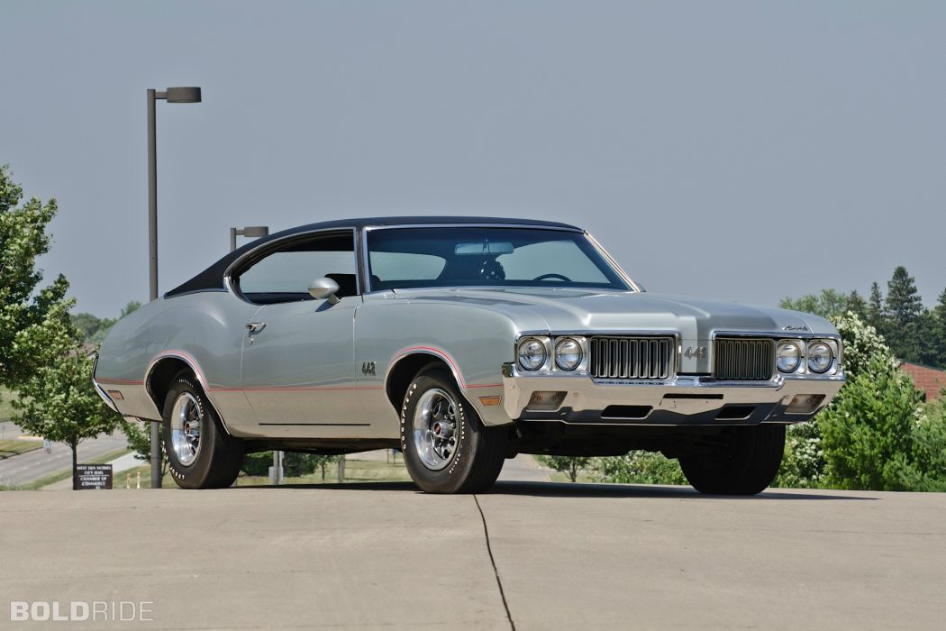 1970 Oldsmobile 442 muscle classic wallpaper